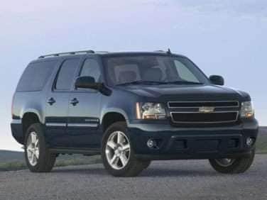 2007 Chevrolet Suburban 2500