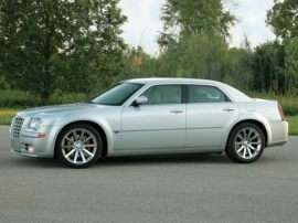 2007 Chrysler 300C Base 4dr Rear-wheel Drive Sedan