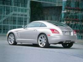 2007 Chrysler Crossfire Base 2dr Coupe