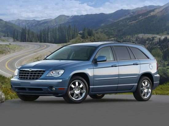 2007 chrysler pacifica models trims information and. Black Bedroom Furniture Sets. Home Design Ideas