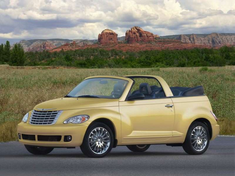 Research the 2007 Chrysler PT Cruiser