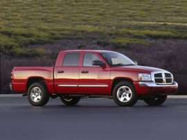 2007 Dodge Dakota Laramie 4x2 Club Cab 131.3 in. WB