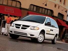 2007 Dodge Grand Caravan CV Cargo Van