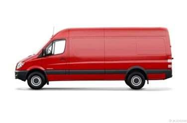 2007 Dodge Sprinter Van 3500