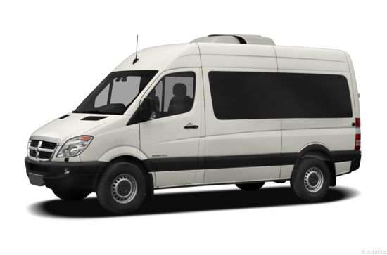 2007 Dodge Sprinter Wagon 2500