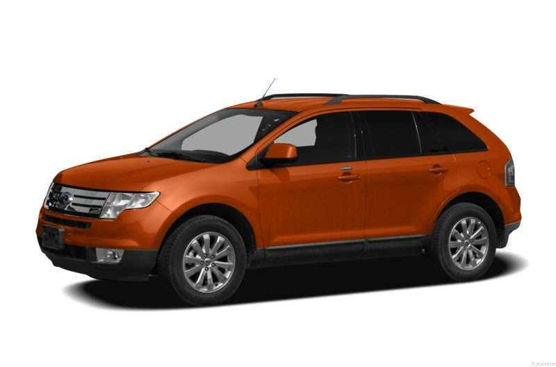 2007 Ford Edge Pictures Including Interior And Exterior Images