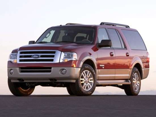 2007 Used Ford Expedition