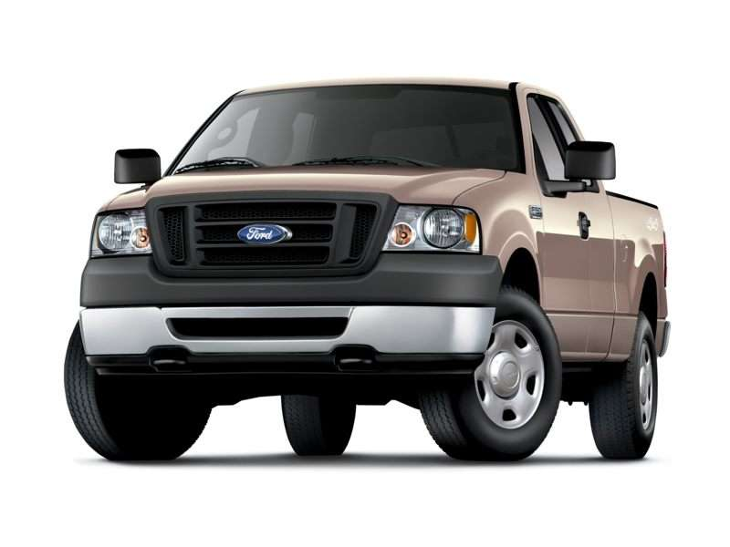 Research the 2007 Ford F-150