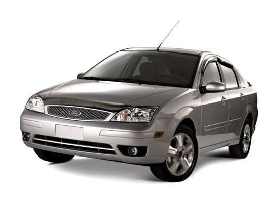 2007 Used Ford Focus