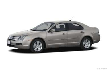 2007 Ford Fusion SEL I4 (120A) FWD