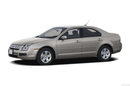 2007 Ford Fusion SE I4 (110A) FWD