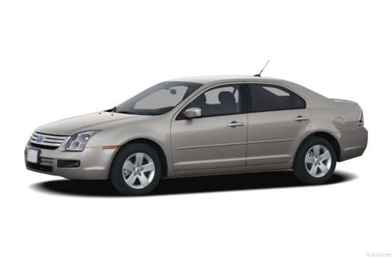 2007 Ford Fusion SEL (250A) AWD