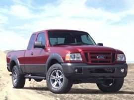 2007 Used Ford Ranger