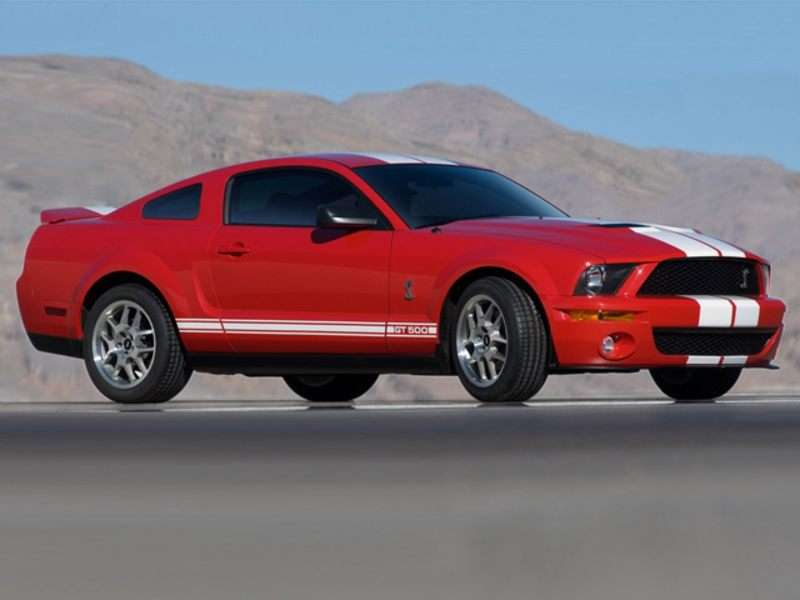 2006 Ford Mustang Shelby Cobra GT500 Preview