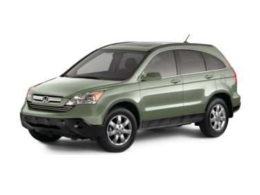 2007 Honda CR-V EX-L With Navigation FWD