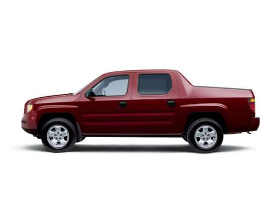 2007 Honda Ridgeline Models Trims Information And