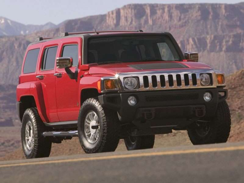 2007 Hummer H3 SUV Pictures including Interior and ...