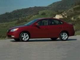 2007 Hyundai Elantra GLS 4dr Sedan