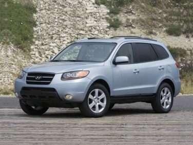 2007 Hyundai Santa Fe Limited w/XM (A5) FWD