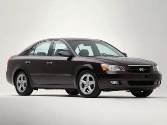 2007 Hyundai Sonata Models, Trims, Information, and ...