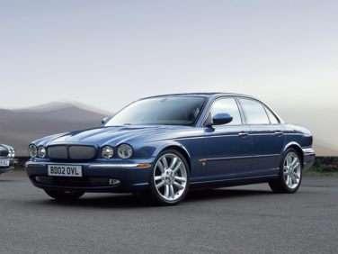 2007 Jaguar XJ Vanden Plas