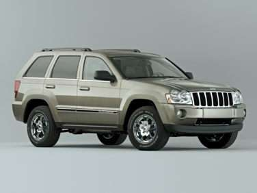 2007 Jeep Grand Cherokee Overland 4x2