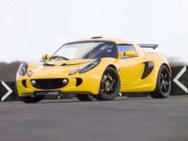 2007 Lotus Exige S Coupe