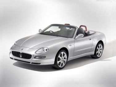2007 Maserati Spyder