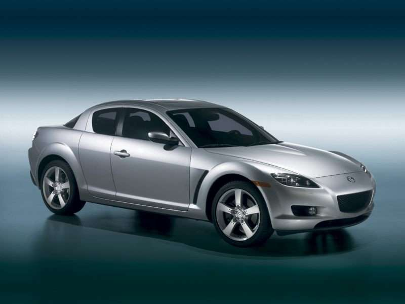 2007 mazda rx 8 pictures including interior and exterior. Black Bedroom Furniture Sets. Home Design Ideas