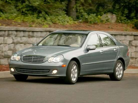 2007 mercedes benz c class models trims information and for Mercedes benz c300 msrp
