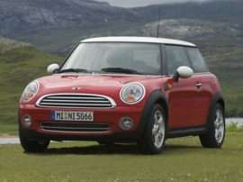 2007 MINI Cooper Base 2dr Hatchback