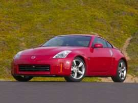 2007 Nissan 350Z Base 2dr Coupe