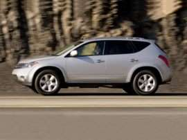 2007 Nissan Murano S 4dr Front-wheel Drive