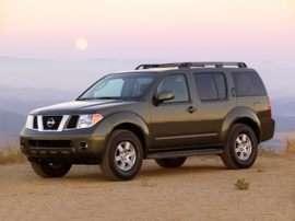 2007 Nissan Pathfinder LE 4dr 4x2