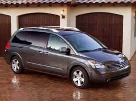 2007 Nissan Quest 3.5 4dr Front-wheel Drive
