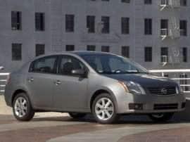 2007 Nissan Sentra 2.0 4dr Sedan