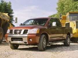 2007 Nissan Titan LE 4x2 King Cab