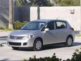 2007 Nissan Versa 1.8S 4dr Hatchback