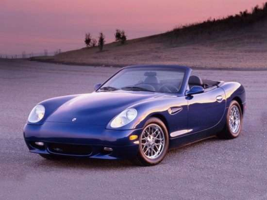 2007 Panoz Esperante Base Convertible