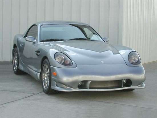 2007 Panoz Esperante Base Coupe
