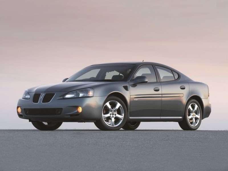 2007 Pontiac Grand Prix Pictures Including Interior And