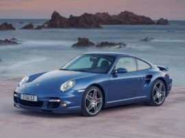 2007 Porsche 911 Turbo 2dr All-wheel Drive Coupe