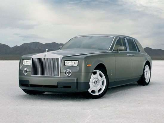 2007 Rolls-Royce Phantom