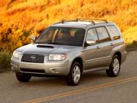 2007 Subaru Forester 2.5 X 4dr All-wheel Drive