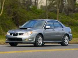 2007 Subaru Impreza WRX STi Base 4dr All-wheel Drive Sedan