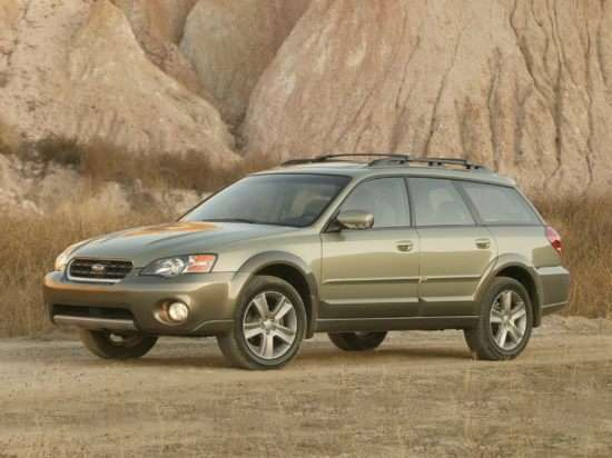 2007 Subaru Outback Models Trims Information And