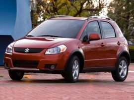 2007 Suzuki SX4 Base 4dr All-wheel Drive