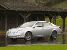 2007 Toyota Avalon Limited 4dr Sedan