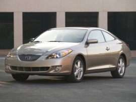 2007 Toyota Camry Solara SE 2dr Coupe