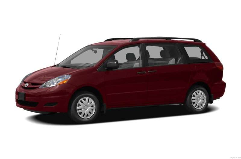 Research the 2007 Toyota Sienna